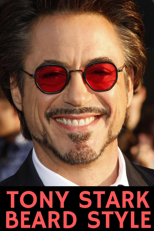 4 Hacks To Achieve Tony Stark Beard Look Beard Look Beard Styles Beard Styles Full