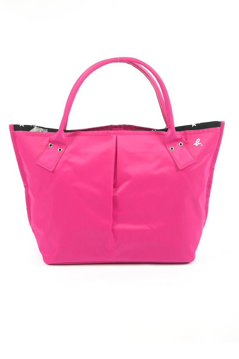19a043ab16 Agnes B Voyage Star Tote Bag (L) - Pink/Black from Agnes B Bags on  Brandsfever