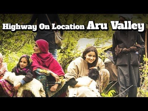 The next destination on Highway's journey is Aru Valley in the heart of Kashmir!