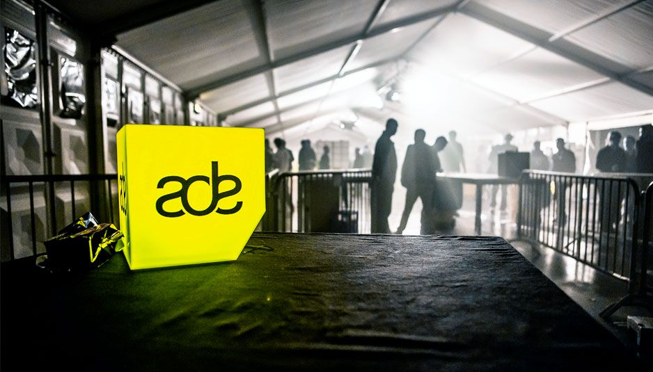 Amsterdam Dance Event announces first wave of festival acts
