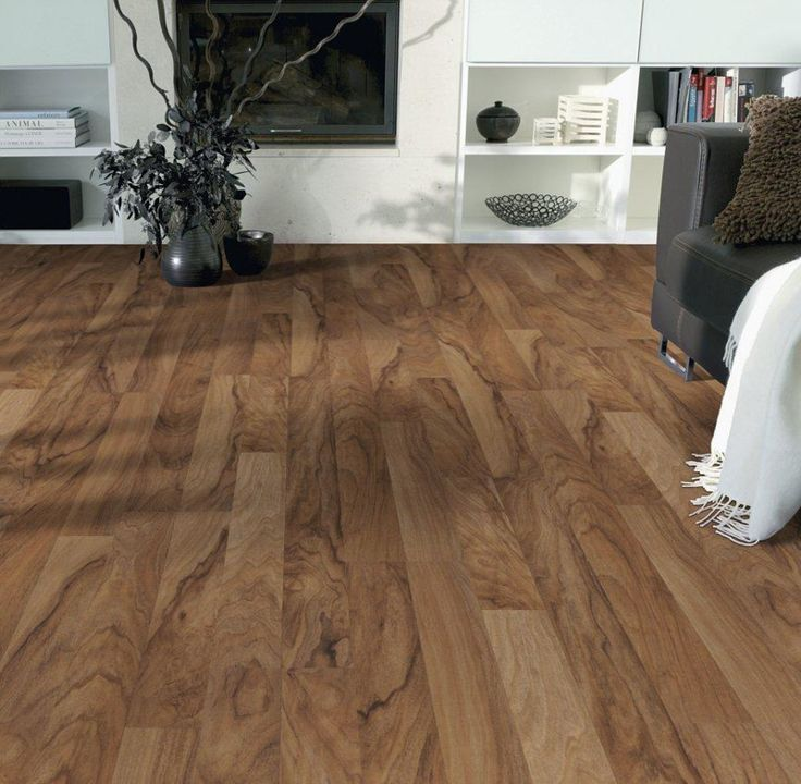 New World Walnut Laminate Timber Flooring Bunnings Flooring