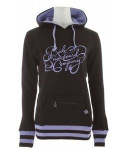 The Ride Logo Pullover Hoodie for women is an awesome hoodie that will soon become your favorite. It is made of a blend of polyester and cotton. This is the type of hoodie that you will want to have on hand on those cold winter days. With a hand warmer pocket this hoodie is sure to keep you comfortable on even the coldest of days. The Logo Pullover Hoodie is very light weight and comes with mid-weight insulation that is suitable for everyday use.