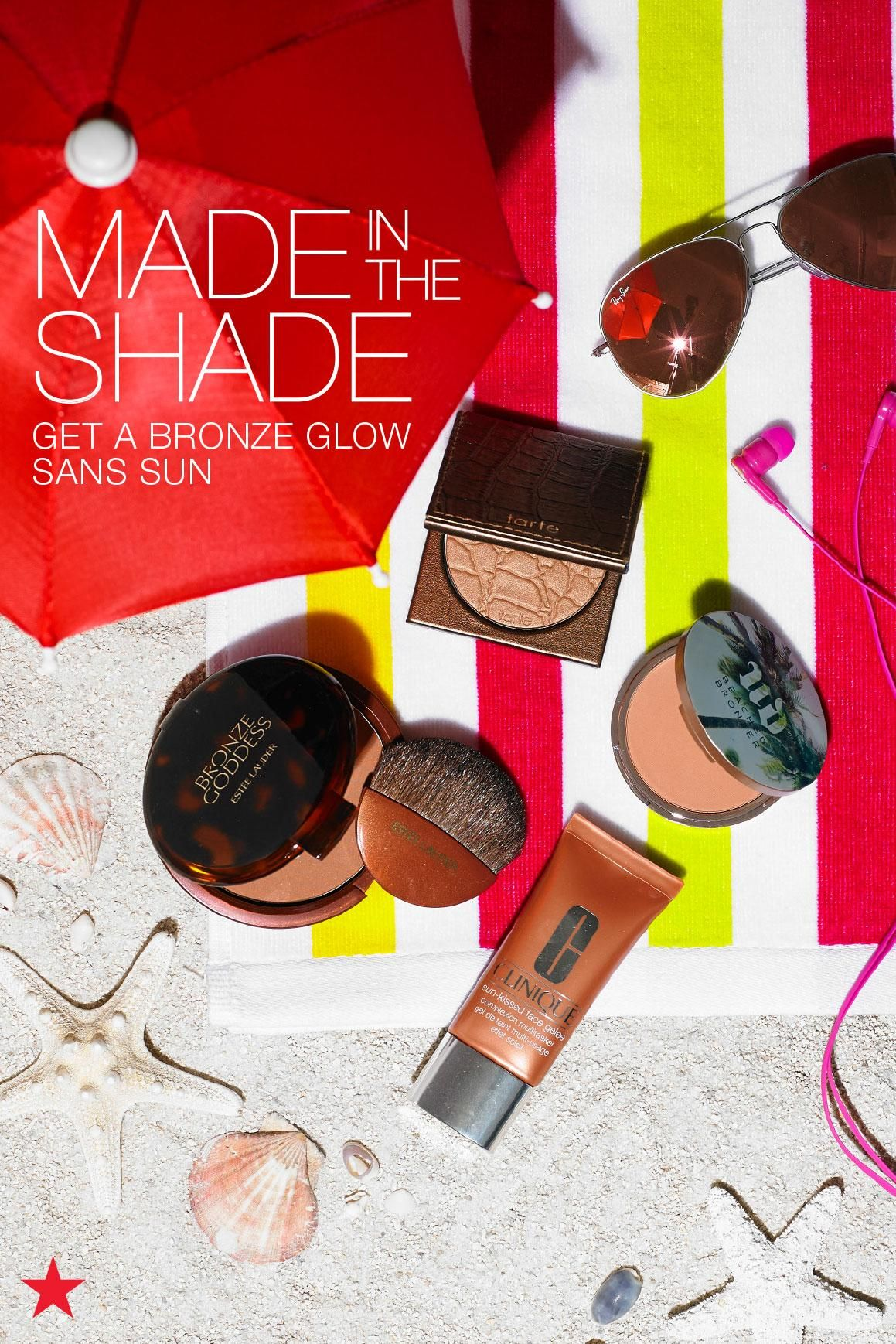 Enhance that summer glow with your favorite