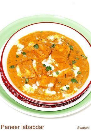 paneer lababdar recipe restaurant style north indian paneer recipe paneer recipes paneer on hebbar s kitchen recipes paneer lababdar id=42174