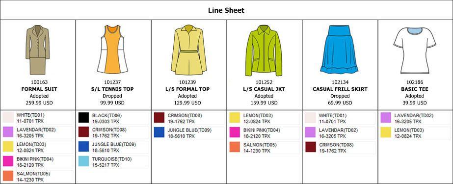 line sheets - Khafre
