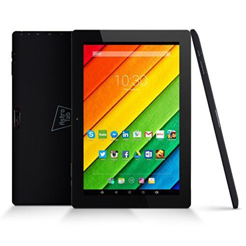Astro Tab A10 10 Inch Tablet Octa Core Android 6 0 Marshmallow 1gb Ram 16gb Flash Hd Ips Display 1280x800 Hdmi Bluetooth 4 10 Inch Tablet Tablet Hdmi