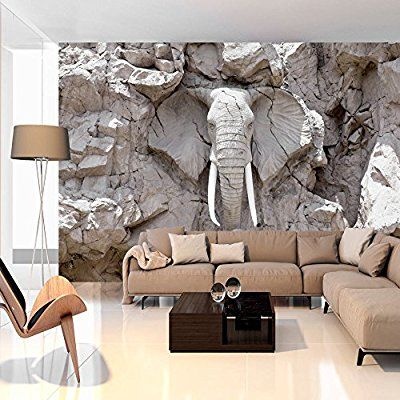 murando - Fototapete 350x245 cm - Vlies Tapete - Moderne Wanddeko ...