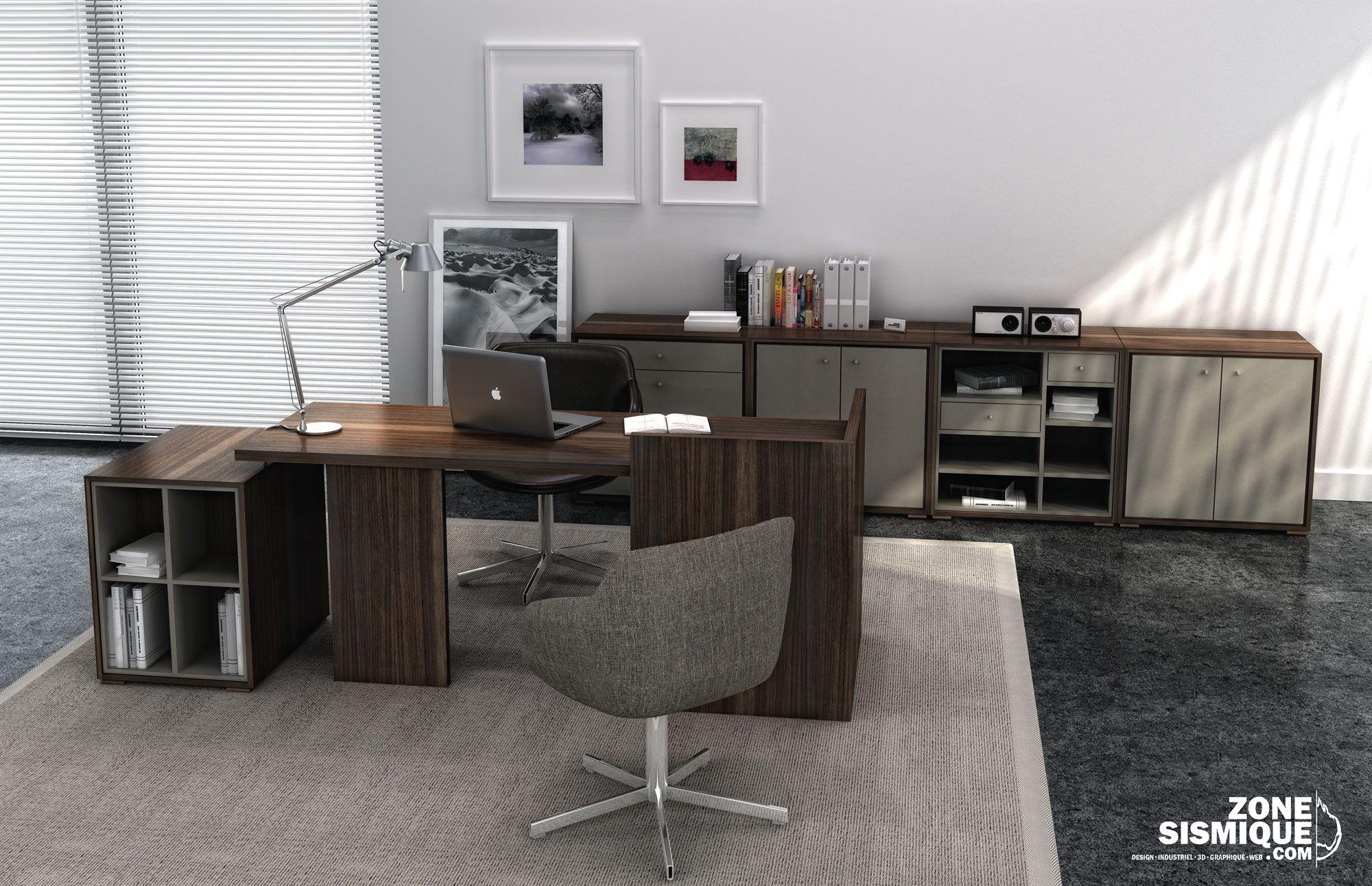 Huppe bureau draft par zone sismique 3d home office furniture