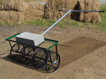 Seedbed Roller Garden Tools Garden Tool Bag Garden Tool Shed