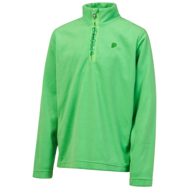 Protest WILLOWY JR 1//4 Zip Top