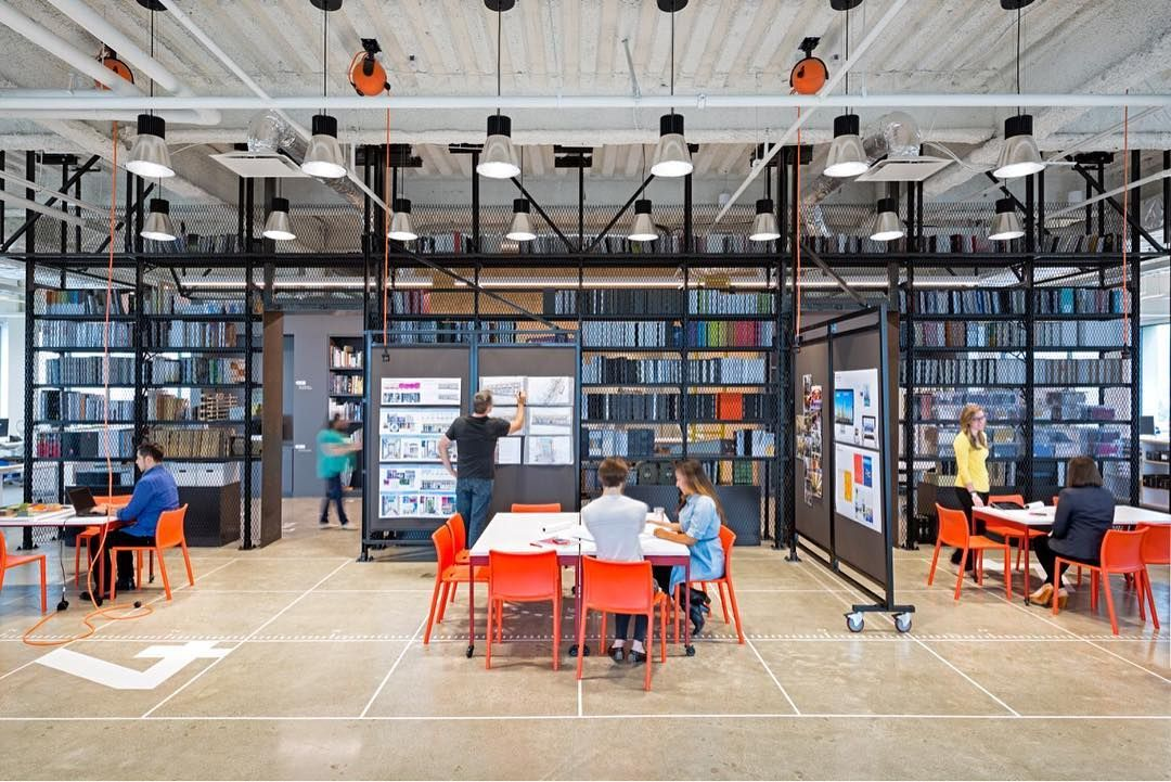 483 mentions j aime 4 commentaires gensler architecture for Office design instagram