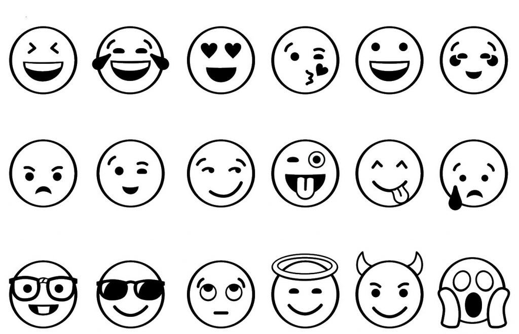 Free Printable Emoji Coloring Pages For Kids Heart And Eye Cool Simple Emoji Coloring Pages Free Coloring Pages Cartoon Coloring Pages