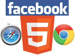 """Facebook Says """"Yo Google and Apple, HTML5 Apps Will Suck Until Your Mobile Browsers Improve"""""""