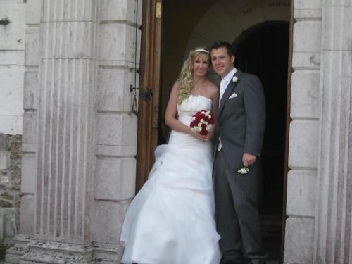 Me And Hubbie At My Wedding At Loseley Park In Godalming Surrey Wedding Wedding Planner Wedding Dresses