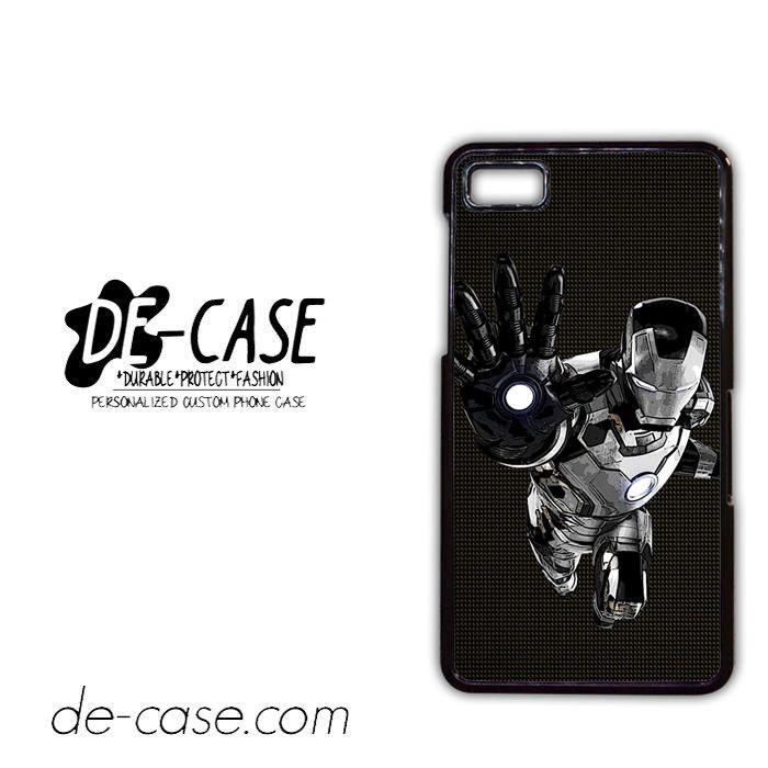 Iron Man Fist For Blackberry Z10 Case Phone Case Gift Present YO
