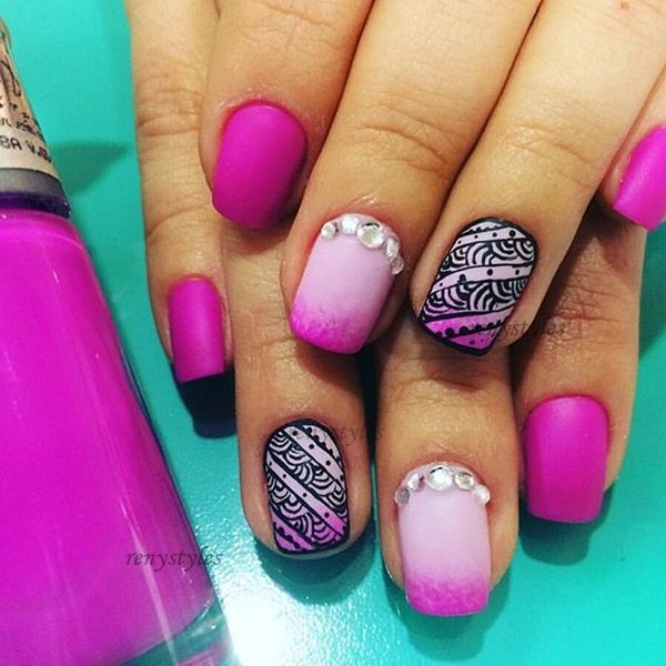 30 Gorgeous Nail Art Designs That You Will Really Love Gorgeous