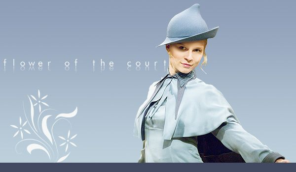 Flower of the Court  Fleur Isabelle Delacour  Beauxbatons Academy of Magic