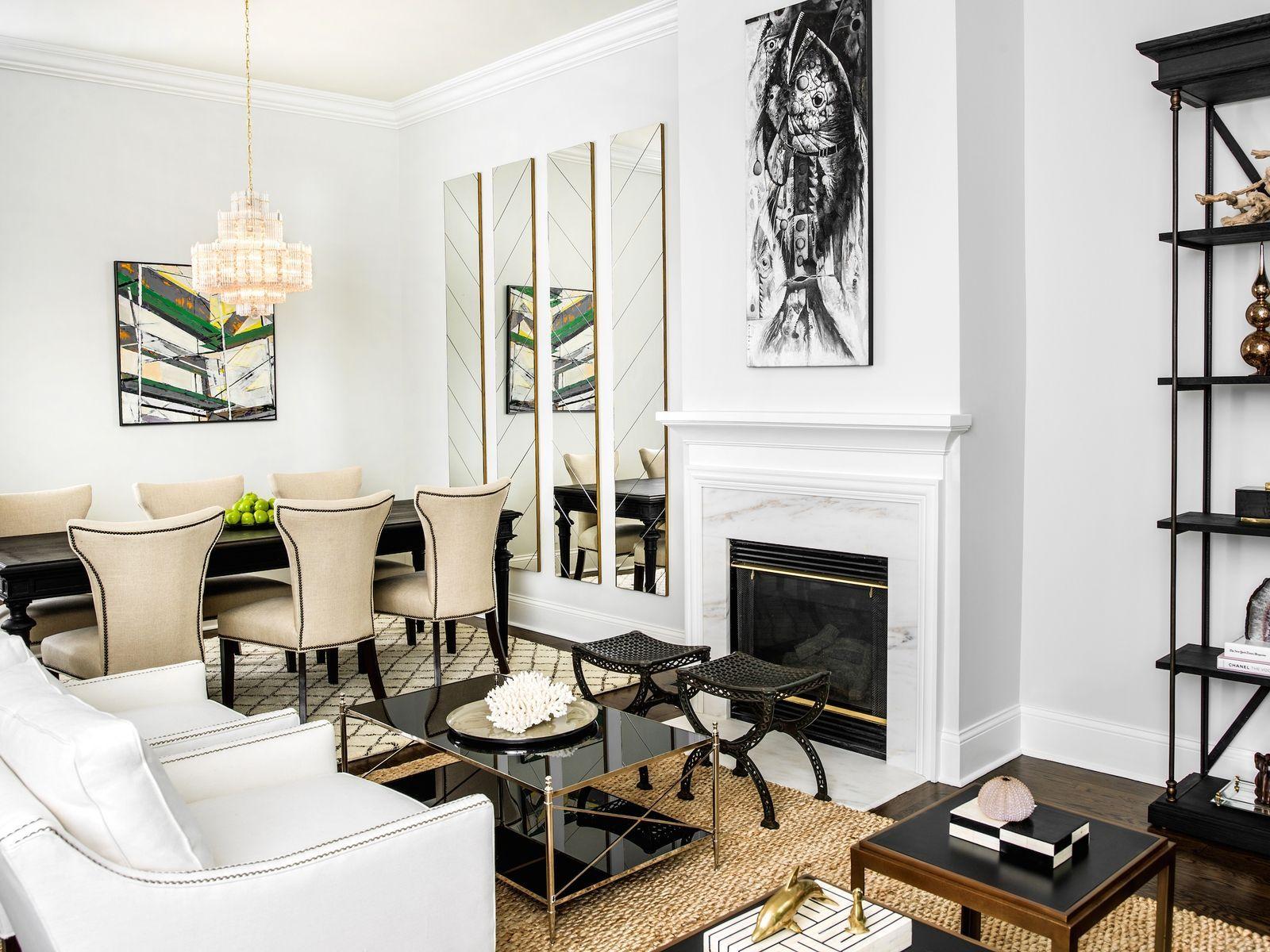 best open floor plans for life without walls dining open floor