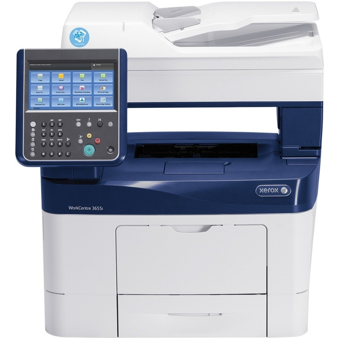 Xerox Workcentre 3655i Xm Laser Multifunction Printer Monochrome