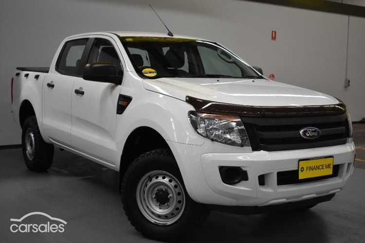 2012 Ford Ranger Xl Px Auto 4x4 Double Cab 32 990 Ford Ranger Xl Ford Ranger New And Used Cars