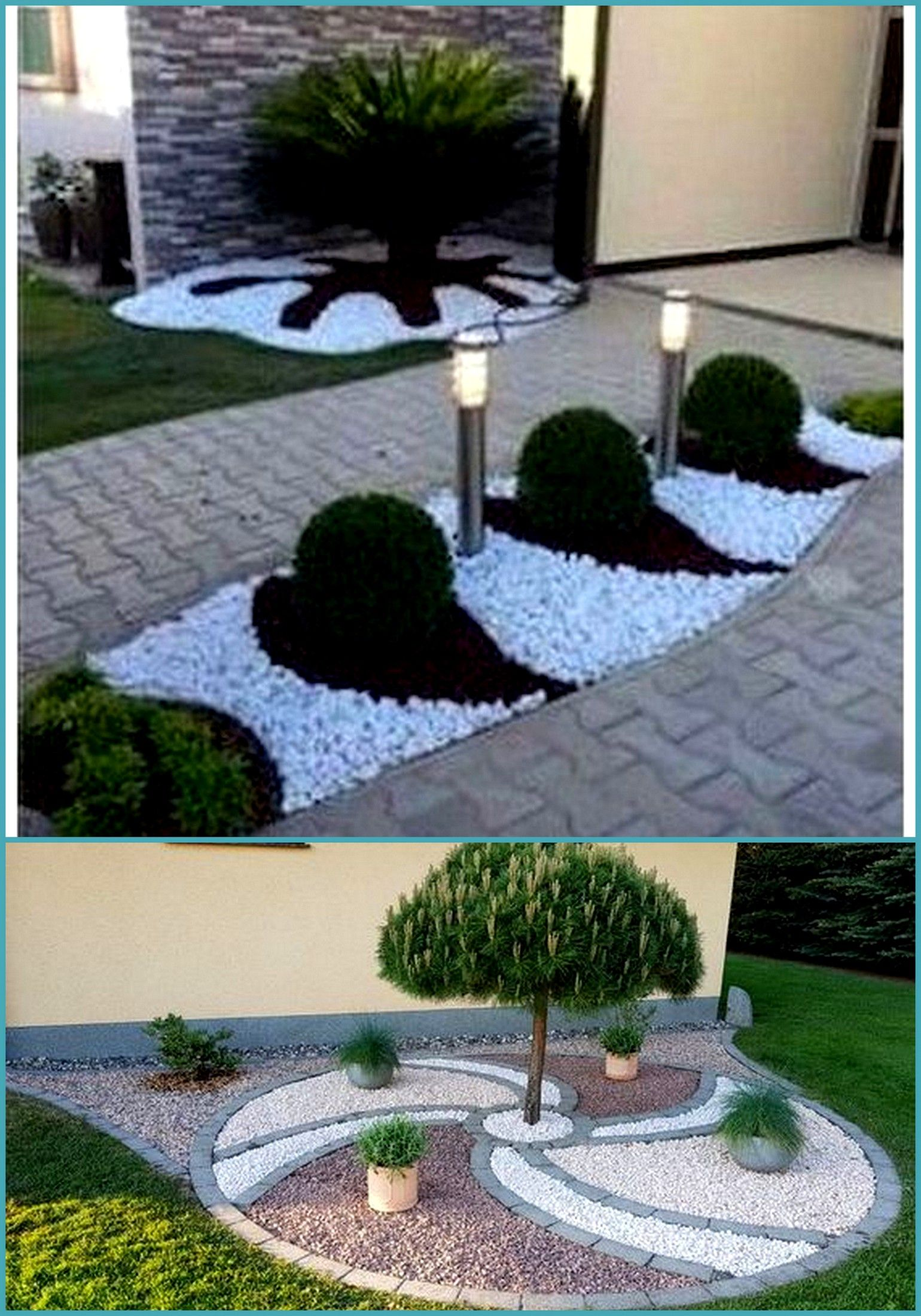 Diy Outstanding Pallet Projects Front Yard Garden Design Front