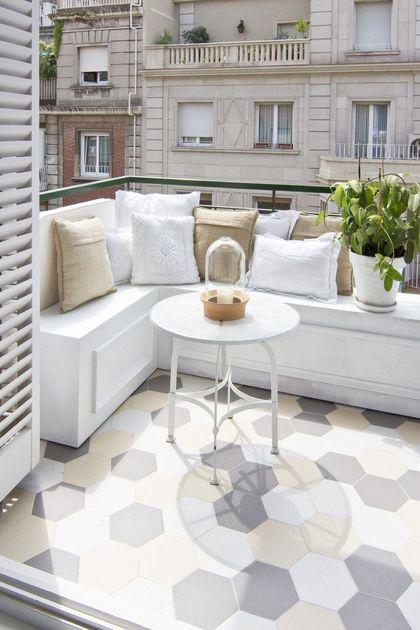 Audacieuse Petite terrasse : 17 idées pour l'aménager | Idée déco terrasse BD-75