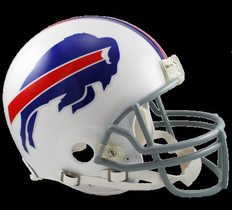 Buffalo Bills Authentic Nfl Full Size Helmet Football Helmets Buffalo Bills Football Bills Football