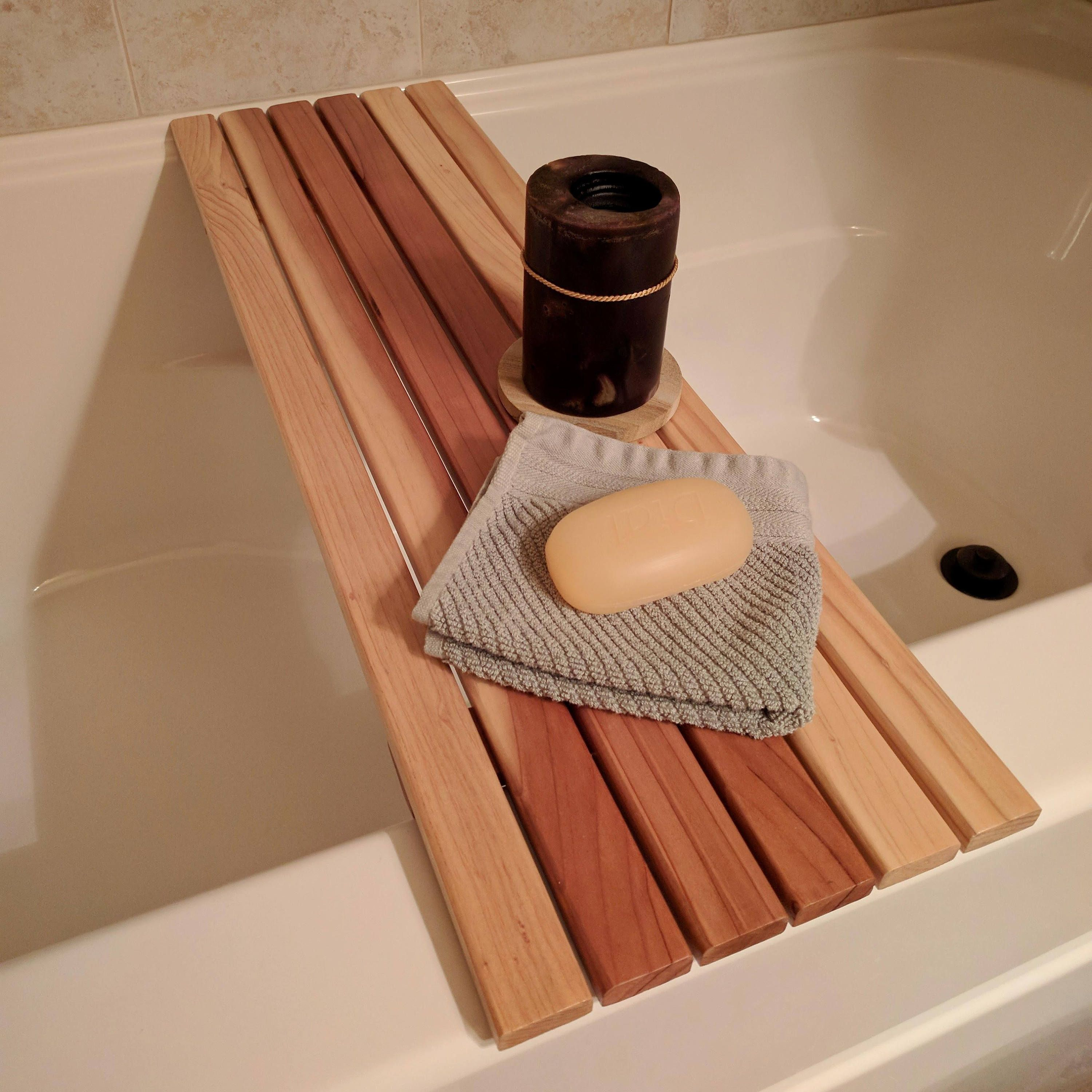 Pin by Way Cool Finds on For the Home | Pinterest | Bath caddy