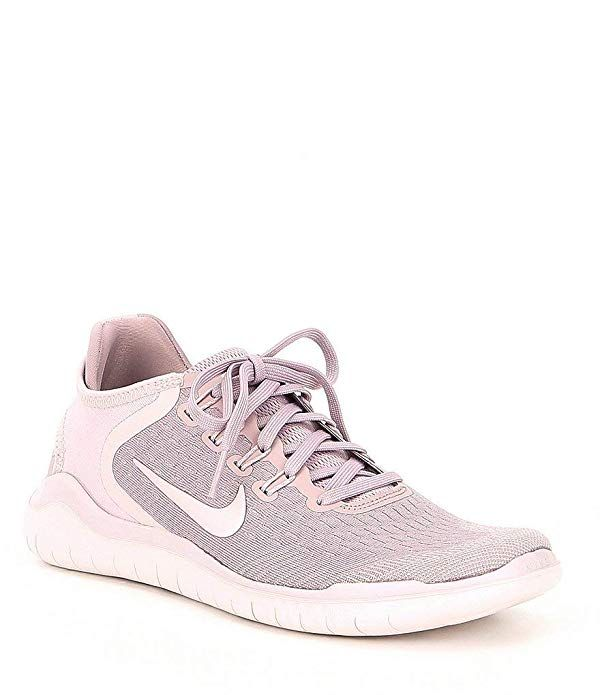 5d69a79377ec3 NIKE Womens Free RN 2018 Elemental Rose Gunsmoke Particle Rose 11 B (M) buy  women shoes