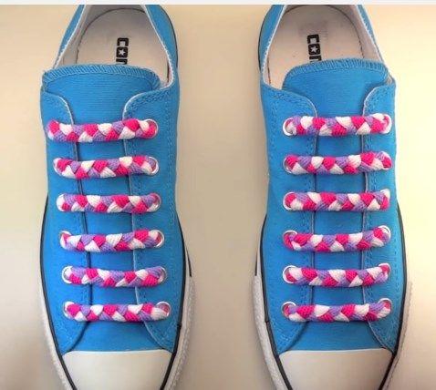 Diy Shoe Lace Anchors