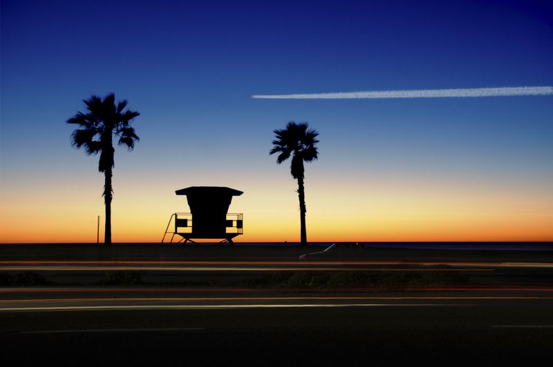 Perfect Los Angeles Beach Sunsets In November Private Los Angeles Tours Los Angeles Beaches California Sunset American Road Trip