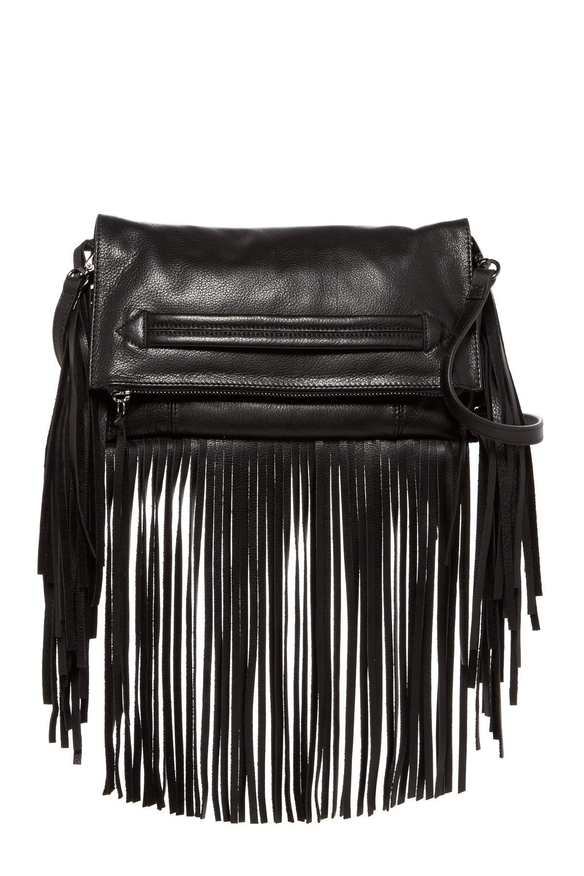 Carli Fringe Leather Clutch by Sorial on @nordstrom_rack 290.00/160.00