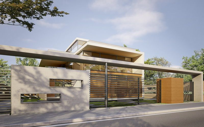 Minimalist Home Wow Pinterest Gate Design House Design