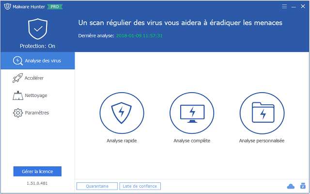 Malware Hunter 2020