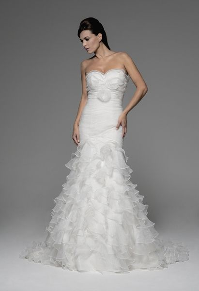 Vestidos de novia baratos estilo español en venta linea oro ...
