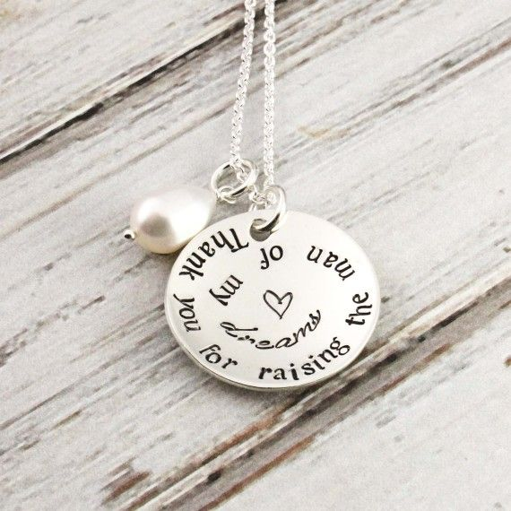 Mother In Law Necklace
