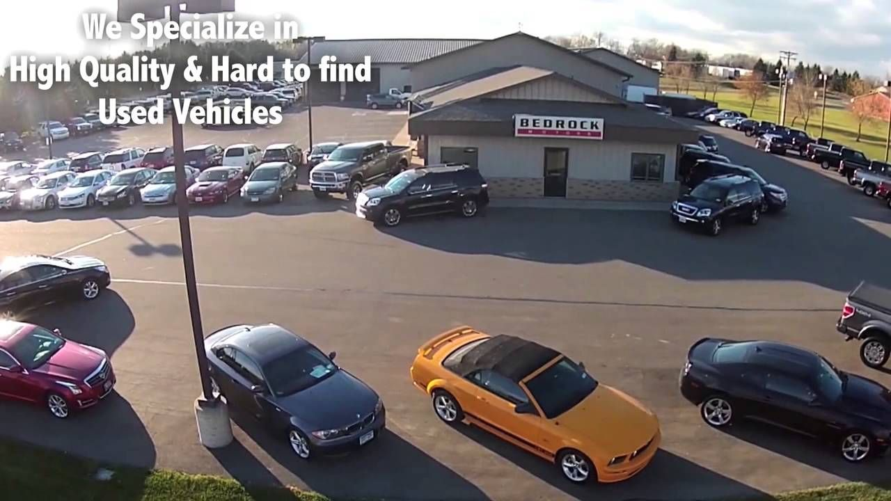 Used Cars For Sale In Mn >> Bedrock Motors Used Cars For Sale In Rogers Monticello