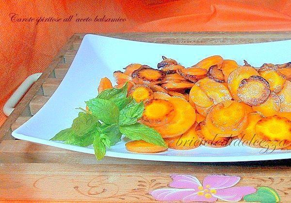 Carote Spiritose all'Aceto Balsamico