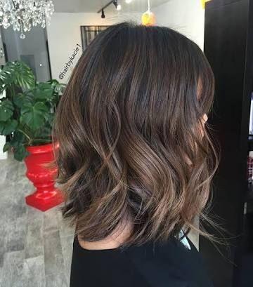 Image Result For Smokey Ash Brown Hair Balayage Short Hair Balayage Thick Hair Styles Brown Hair Balayage