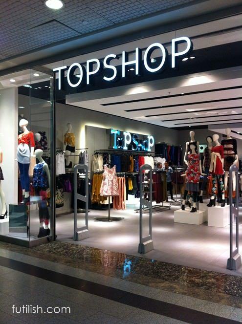 A Ilusao Da Topshop Topshop Fast Fashion Futilish