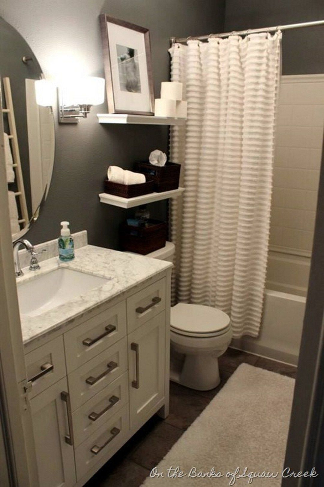 Elegant Small Bathroom Decorating Ideas 7 Decomagz Small Bathroom Decor Small Bathroom Remodel Bathroom Design Small
