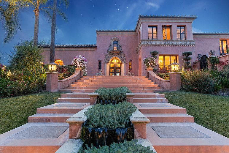 Moneyball Life Of Pi Composer Mychael Danna Spends 3 8m On Historical Estate In Glendale American Luxury Real Estate Los Angeles Real Estate Celebrity Houses