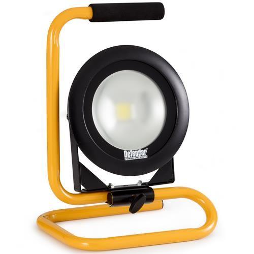 Defender Df1200 20w 1200lm Floor Light 240v 5a E204020 Work Lights Led Work Light Floor Lights
