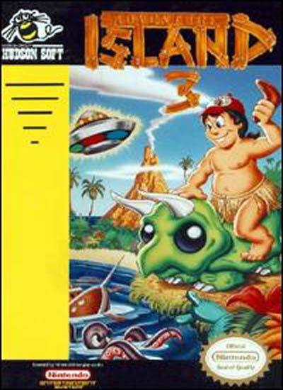 Adventure Island 3 Boxart - Adventure Island 3 - Wikipedia, the free