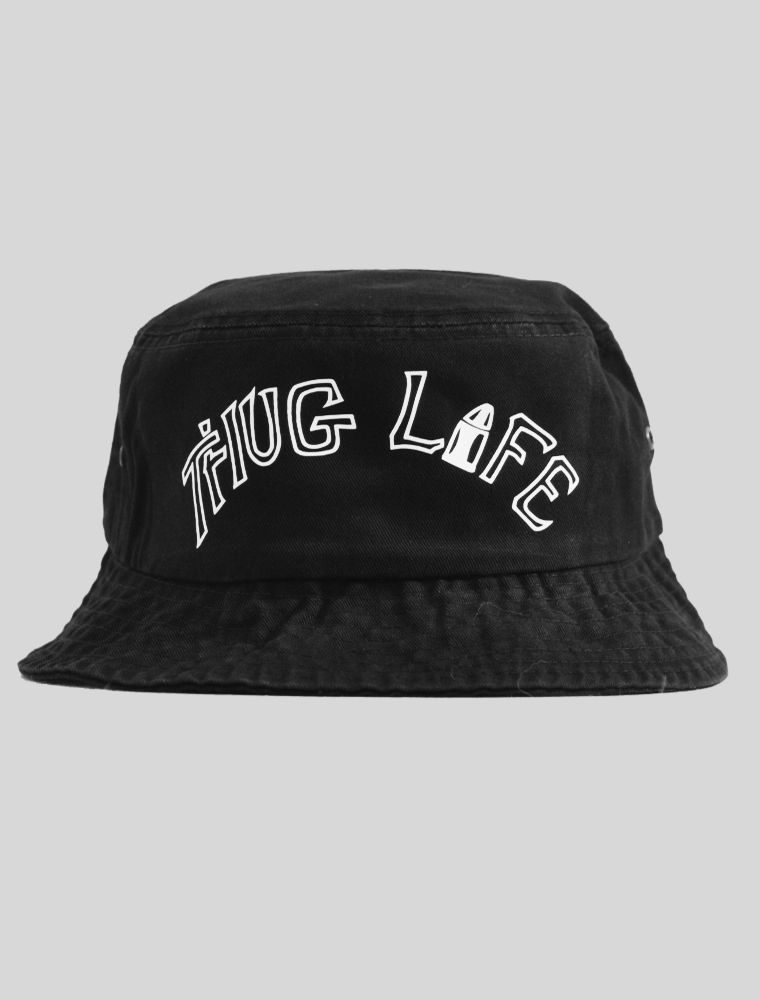 89ab038e Thug Life Bucket Hat | KYC Vintage | Things to Wear | Hats, Dope ...