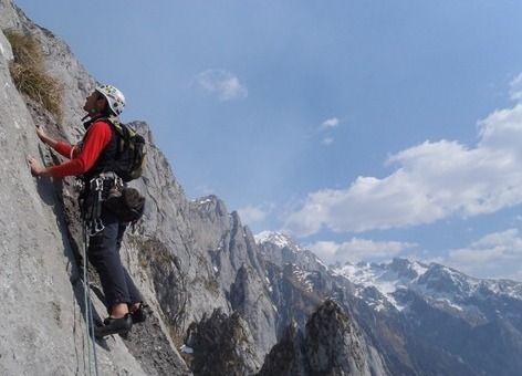 Escalada en Picos de Europa, Asturias