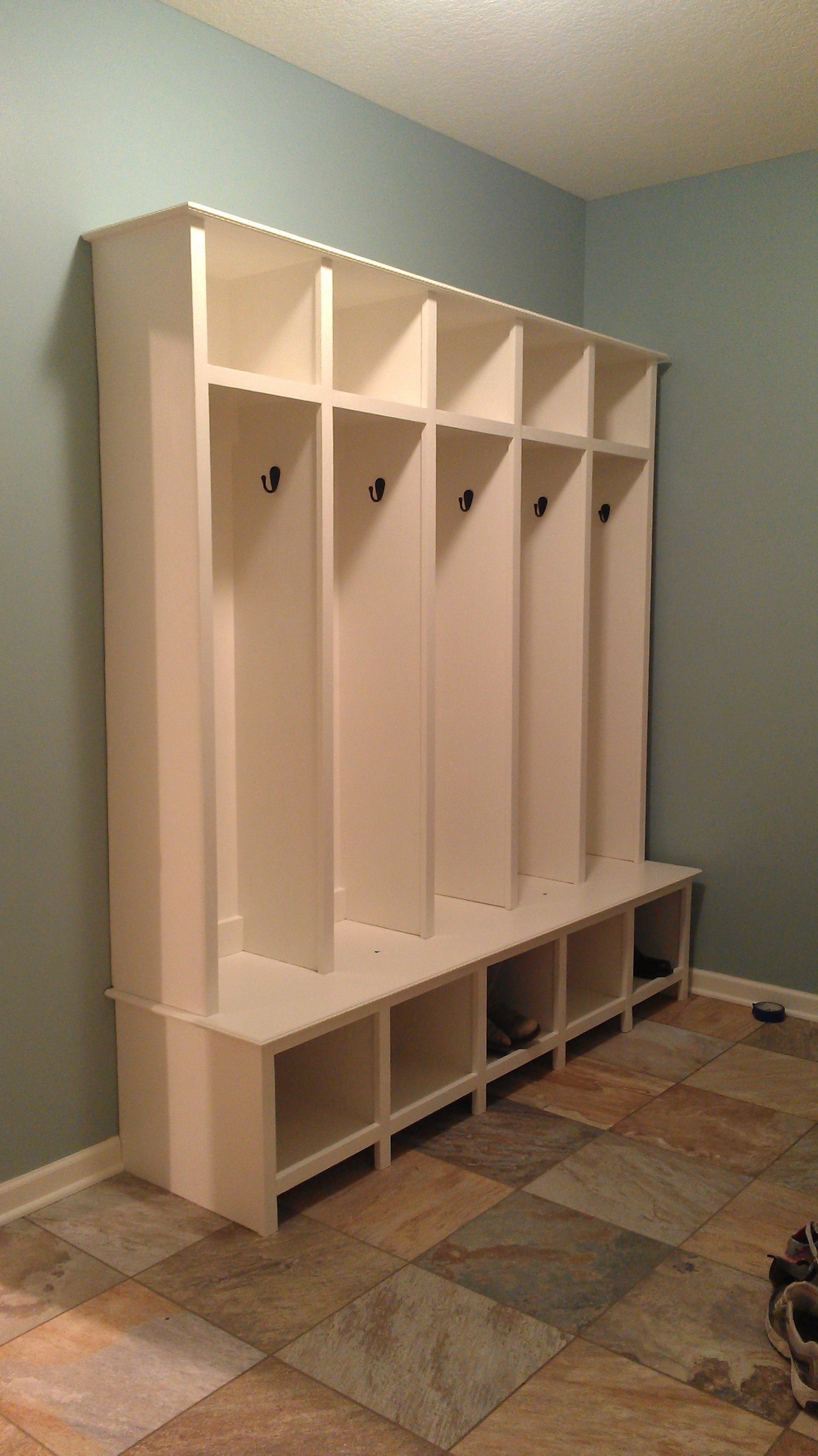 Pin by nicole woodley on entryway pinterest mudroom lockers and