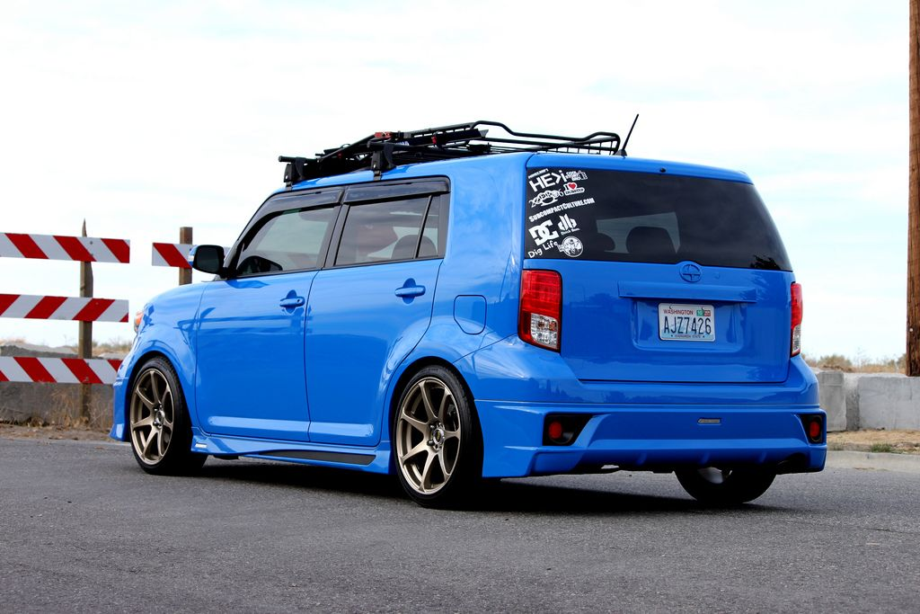 Roof Rack Thread Toyota Scion Xb Scion Xb Scion Cars