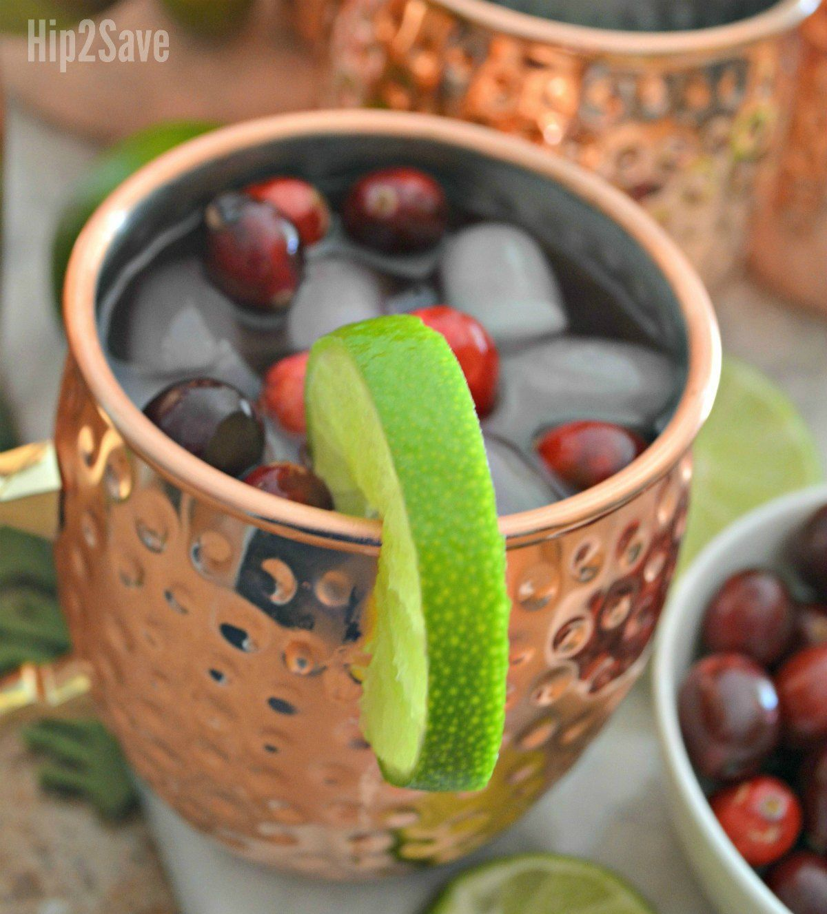 Holiday Punch Recipe, Cranberry