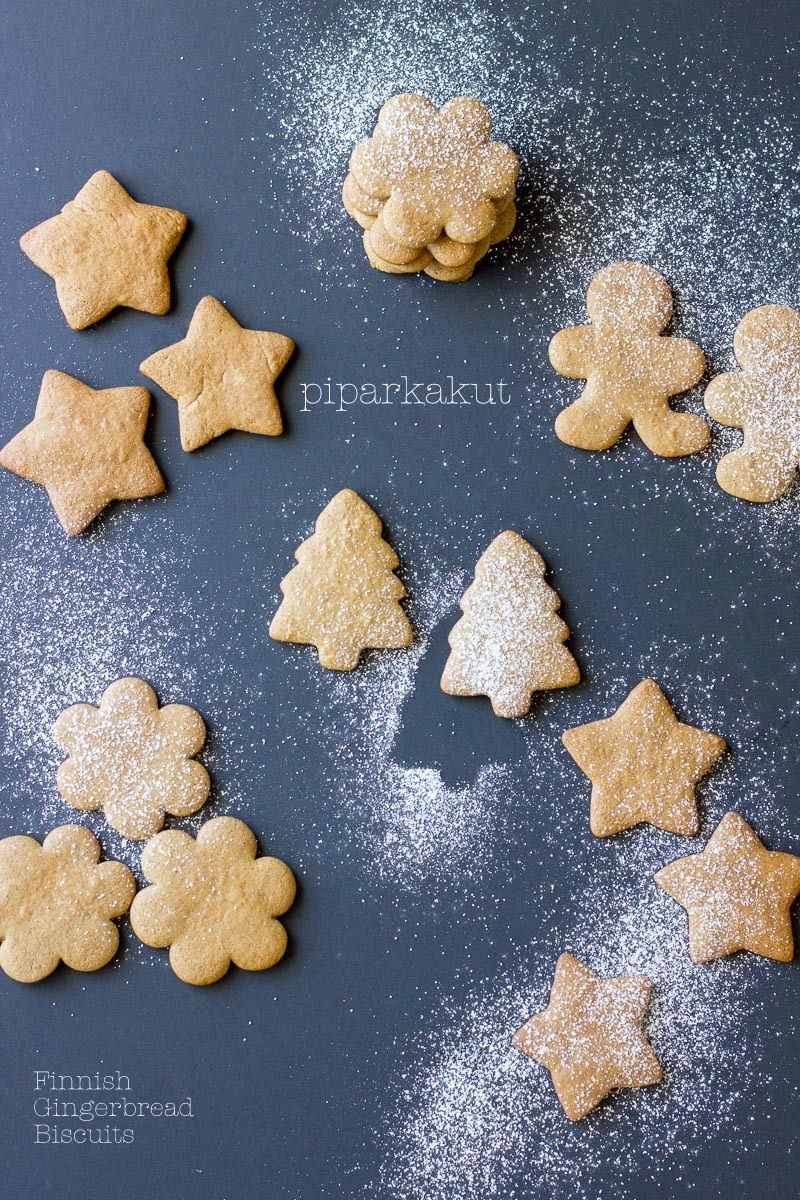 Finnish christmas cookie recipes